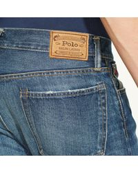 Polo Ralph Lauren - Blue Varick Slim Straight Jean for Men - Lyst