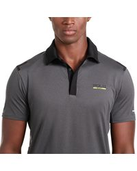 Pink Pony | Multicolor Piqué Mesh Polo Shirt for Men | Lyst