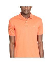 Polo Ralph Lauren - Multicolor Custom-fit Pima Cotton Polo for Men - Lyst