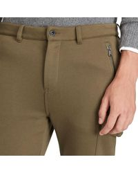 Polo Ralph Lauren | Green Double-knit Tech Cargo Jogger for Men | Lyst