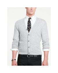 Polo Ralph Lauren - Black Textured Leather Belt for Men - Lyst