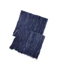 Polo Ralph Lauren | Blue Crinkled Cotton Scarf for Men | Lyst