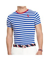 Polo Ralph Lauren - Multicolor Team Usa Ceremony Wrist Strap - Lyst
