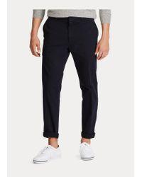 Pantalon de costume chino Polo Polo Ralph Lauren pour homme en coloris Blue