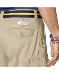 Polo Ralph Lauren - Natural Gellar Classic Cargo Short for Men - Lyst