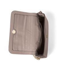 Ralph Lauren - Multicolor Pebbled Leather Gabbi Bag - Lyst