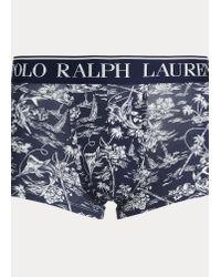 Polo Ralph Lauren Boxershorts aus Baumwollstretch in Blue für Herren