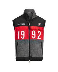 Polo Ralph Lauren Hybrid-Weste Winter Stadium in Multicolor für Herren