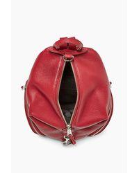 Rebecca Minkoff Red Medium Julian Backpack