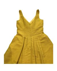 MAX&Co. Yellow Kleid