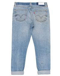 Re/done - Blue No. 28rs186713 - Lyst