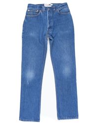 Re/done - Blue The Crawford - Lyst