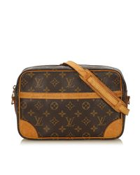Louis Vuitton - Natural Monogram Trocadero 27 - Lyst