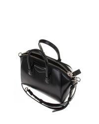 Givenchy - Black Mini Antigona Bag - Lyst