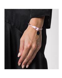 Bottega Veneta - Pink Bracelet/anklet for Men - Lyst