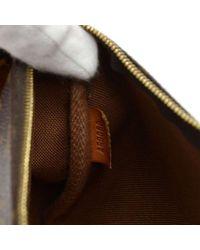 Louis Vuitton - Brown Pochette Accessories Monogram Canvas Hand Bag - Lyst