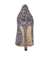 Jimmy Choo - Gray Romy 100 Pumps - Lyst