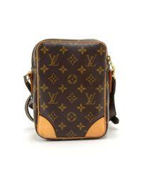 Louis Vuitton - Brown Amazone Monogram Canvas Messenger Bag for Men - Lyst