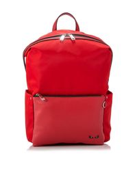 b6e98c68df4f Lyst - Fendi Bag Bugs Backpack in Red for Men