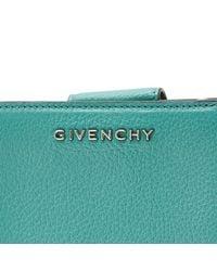 Givenchy - Green Pandora Compact Wallet - Lyst