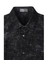 Dior Homme - Black Men's Shirt for Men - Lyst