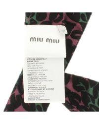 Miu Miu Belt Black 38
