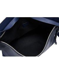 Loewe Blue T Messenger Bag for men