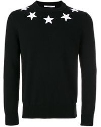 Givenchy Black Bm900d4y0b004 for men