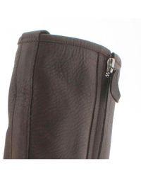 Hermès - Boots Brown 37 - Lyst