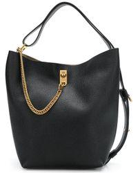 1663d2f57f7a Lyst - Givenchy Women s Bb502xb05k001 Black Leather Handbag in Black