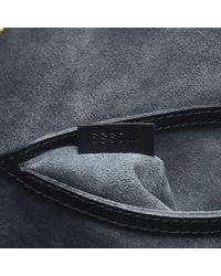 Louis Vuitton - Alma Black Epi Leather Hand Bag - Lyst