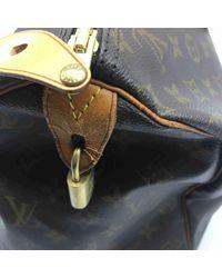Louis Vuitton - Multicolor Authentic Hand Bag M41522 Tan M41522 - Lyst