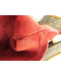 Louis Vuitton - Brown Pochette Croissant Shoulder Bag Monogram Canvas M51510 - Lyst