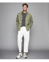 Reiss Multicolor Conley - Casual Worker Jacket for men