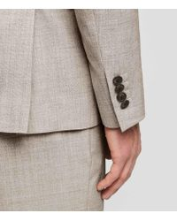 Reiss Multicolor Rover B - Modern Fit Wool Blazer for men