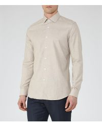 Reiss | Natural Baresi for Men | Lyst