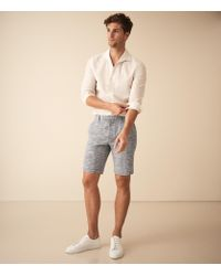 Reiss Blue Ment - Tailored Shorts for men