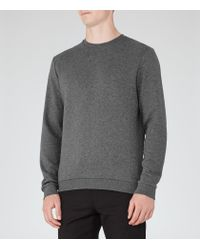 Reiss | Gray Stargate for Men | Lyst