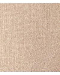 Reiss - Blue Mar Metallic Sleevless Knit - Lyst