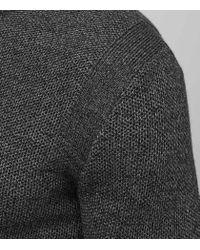 Reiss - Gray Zagger for Men - Lyst