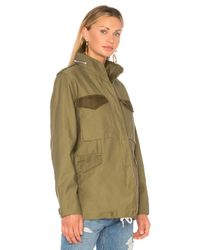 Rag & Bone Green Ash Field Jacket