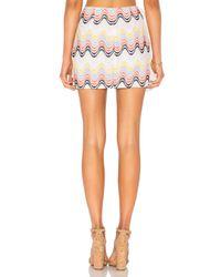 Tularosa White Hannah Skirt