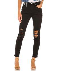 superdown Black Suza Distressed Jeans. Size 28.