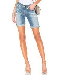 AG Jeans Nikki ショートパンツ Blue