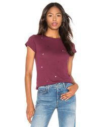 T-Shirt Sundry en coloris Purple