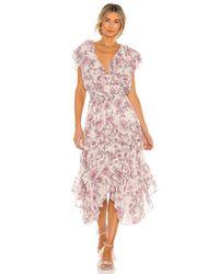 MISA Los Angles Dakota ドレス Pink