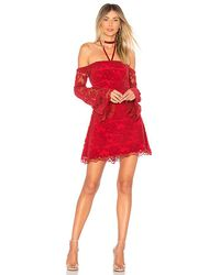 Lovers + Friends - Red Lita Dress - Lyst