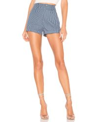superdown Blue Carly Short