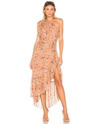 Ulla Johnson Pink Belline Dress