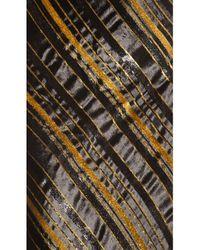 Vestido lencero jasper House of Harlow 1960 de color Black